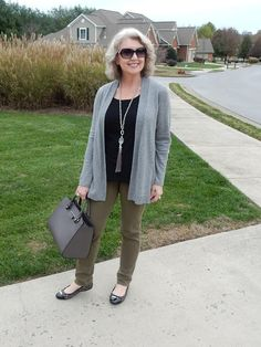 Fifty, not Frumpy: Comfortable Stylish Shoes