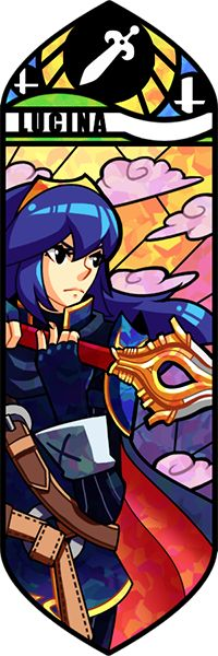 Smash Bros - Lucina by Quas-quas.deviantart.com on @deviantART