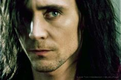 Beautiful Adam. Not technically Loki...but, but LOOK AT TOM.