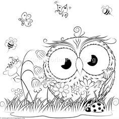 Cute Unicorn 7 Coloring Pages   omalovánky   Dibujos para ...