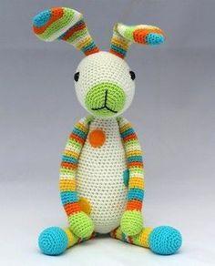 Trendy sewing patterns for kids toys barbie dolls ideas Crochet Amigurumi, Crochet Food, Easter Crochet, Cute Crochet, Crochet For Kids, Amigurumi Doll, Amigurumi Patterns, Crochet Baby, Crochet Patterns