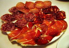 algunos alimentos famosos de España