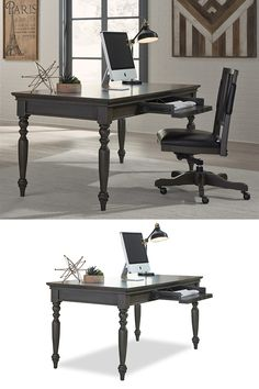 Quality and world-class craftmanship was at the front of our mind when we designed the Oxford collection. Smartly styled with an traditional design and gorgeous gunmetal hardware, the Oxford collection will keep you inspired in your home for years to come. #shopgahs #ohmygahs #desk #writingdesk #homeoffice #office #officefurniture #homeofficefurniture #officedesk #homeofficedesk #dropfrontkeyboarddrawer #dualsideddesk