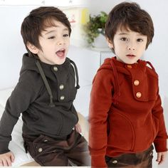 New design 2013 fashion autumn cute design pullover hooded sweatshirt jacket children kids toddler boys hoodies on Aliexpress.com