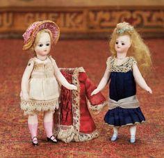1000+ images about Antique Dolls