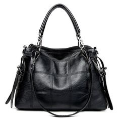 1ccaf44bbc22 Women Genuine Leather Handbags High Quality Bags Women Shoulder Bag Ladies  Casual Totes Crossbody Bags for Women