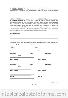 Sample Printable Earn Your Downpayment Form  Real Estate Forms To