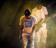 "kendrickkilledmyvibe: ""11/1: Kendrick Lamar Performing at BACARDI Triangle - Day 3 """