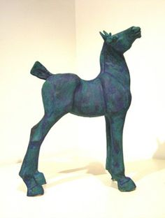 Irish art and sculpture - Marina Hamilton