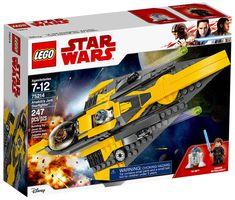 LEGO Star Wars 75214 : Anakin's Jedi Starfighter