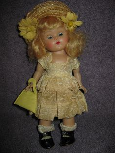 1950's Vogue Doll