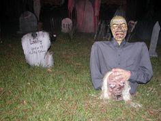 halloween dead body corpse
