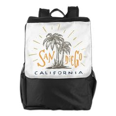 San Diego Daypack Travel Backpack For Men Women Boy Girl * Trust me, this is great! Click the image. : Day backpacks