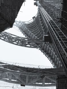 "Zaha Hadid Architects Unveil Photographs of ""World's Tallest Atrium"" Under Construction in Beijing,© Satoshi Ohashi (Zaha Hadid Architects)  Detail 