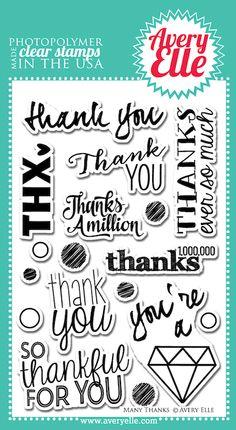Many Thanks (AE) kaufen