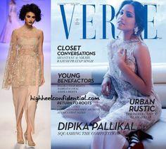 Dipika on Verve:(Un)Covered