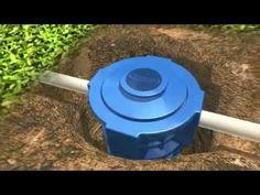 Emater está levando sistema de tratamento de água para propriedades rurais - YouTube
