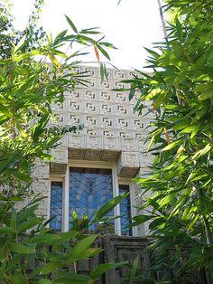 Ennis House - Frank Lloyd Wright