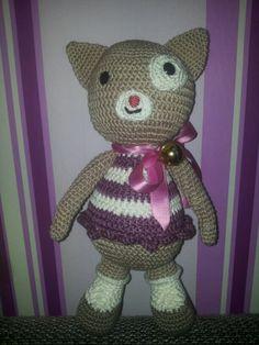 crochet cat Plushies, Cats, Crochet, Amigurumi, Gatos, Crocheting, Stuffed Animals, Chrochet, Kitty