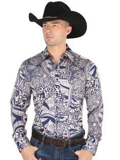 436aae120 34217 Camisa Vaquera Manga Larga De Hombre  El General