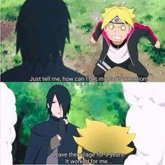 Hahaha XD I wish he said that <3