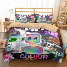 Linen Bedding, Bedding Sets, Custom Bedding, Bed Linens, Bed Duvet Covers, Duvet Cover Sets, Cool Beds, Dream Rooms, Bedroom Sets
