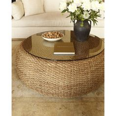 Ralph Lauren Home Driftwood Coffee Table - Polyvore