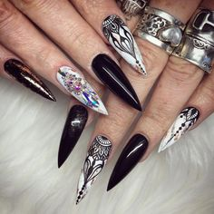 😁LET ME DO COOL THINGS ON YOUR NAILS ❤️WORK WITH LOVE ❤️…