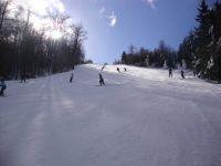 Urolbovaná dopolední pista a sluníčko zdarma. Winter, Skiing, Snow, Outdoor, Ski Resorts, Ski, Summer, Winter Time, Outdoors