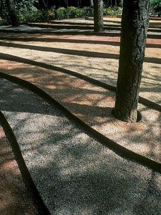 Creating gravel garden ideas