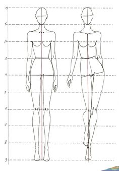 sketches Mesmerizing Learn To Draw People The Female Body Ideas Figure Drawing Модуль 1 Фешн фигура Fashion Drawing Tutorial, Fashion Figure Drawing, Fashion Drawing Dresses, Drawing Fashion, Fashion Dresses, Fashion Illustration Template, Illustration Mode, Fashion Illustration Dresses, Fashion Illustrations