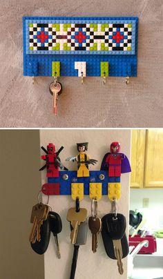Lego Key Keeper