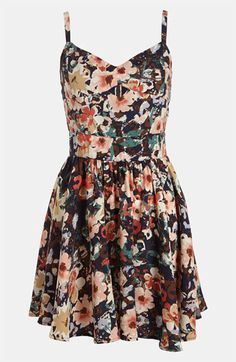 Lucca Couture Floral Dress available at #Nordstrom