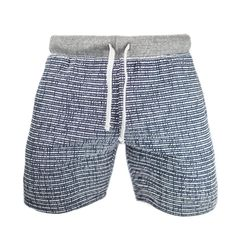 Knit for the modern man who wants the luxury of seersucker with the comfort of some soft, motherflippin' sweat shorts.