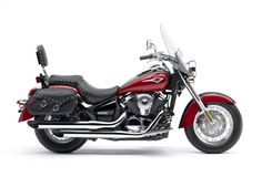 This is my bike. 2005 Kawasaki Vulcan 900. Very comfortable ride. Best toy ever!