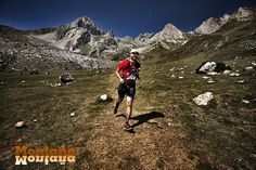 Descenso del Meicín x Braña L.luenga a Tuiza. II Trail Macizo de Ubiña #alpestuizostrail