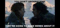 game of thrones jon snow knows nothing - Google Search