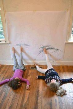 Des activités peu coûteuses et stimulantes, parfaites pour occuper les enfants les jours de pluie - Brico enfant - Trucs et Bricolages