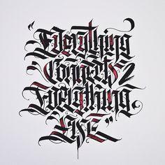 1000 Images About Calligraphy Fraktur Blackletter