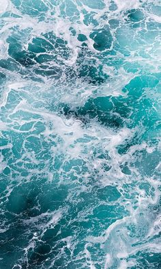 Blue Ocean Abstract Mural Wallpaper M9294 - Sample Price