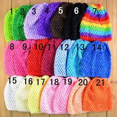 $14.06 (Buy here: https://alitems.com/g/1e8d114494ebda23ff8b16525dc3e8/?i=5&ulp=https%3A%2F%2Fwww.aliexpress.com%2Fitem%2FNew-to-21-color-baby-girls-crochet-hats-Fashion-polyester-elastic-newborn-children-s-hat-HT02%2F32467641648.html ) New to 21 color baby girls crochet hats Fashion polyester elastic newborn children's hat HT02 for just $14.06