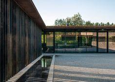 Key projects by Pritzker Prize 2017 winner RCR Arquitectes: La Cuisine Art Center, 2014, Nègrepelisse, France
