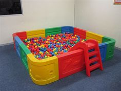 The BIGGEST ball pond available to hire. Only In Cape Town. Book Online to avoid disappointment.