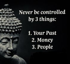 3 Things to Never be Controlled By #improveitchi #positiveaffirmations #professionaldevelopment