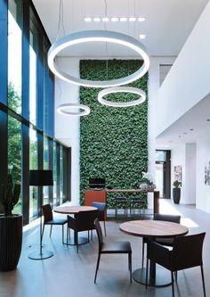 Lightnet - Architectural Lighting | Raiffeisenbank, Wohlen, Switzerland. Ringo Star-P1/G1.