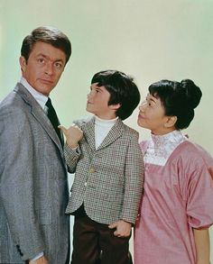 Classic TV Family: The Courtship of Eddie's Father   Radar Online