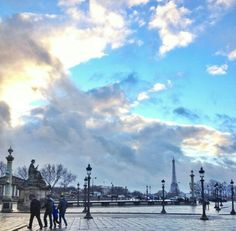 Paris, Place de la Concorde