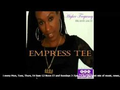 EMPRESS TEE Higher Frequency #1