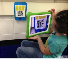I'm a firm believer in making learning fun and interactive, and QR codes are the perfect tool to help us accomplish that. Math Classroom, Kindergarten Math, Elementary Math, Classroom Projects, Classroom Organization, Classroom Ideas, Math Games, Math Activities, Second Grade Math