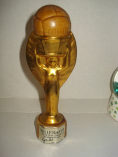 ENGLAND..1966 WORLD CUP..JULES RIMET TROPHY REPLICA...BULLFIGHTER SHERRY JEREZ | eBay